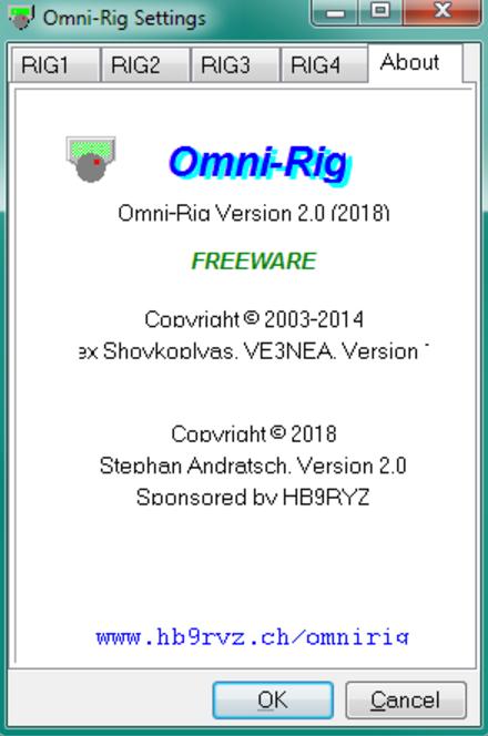 Neue Version OmniRig 2 0 verfügbar